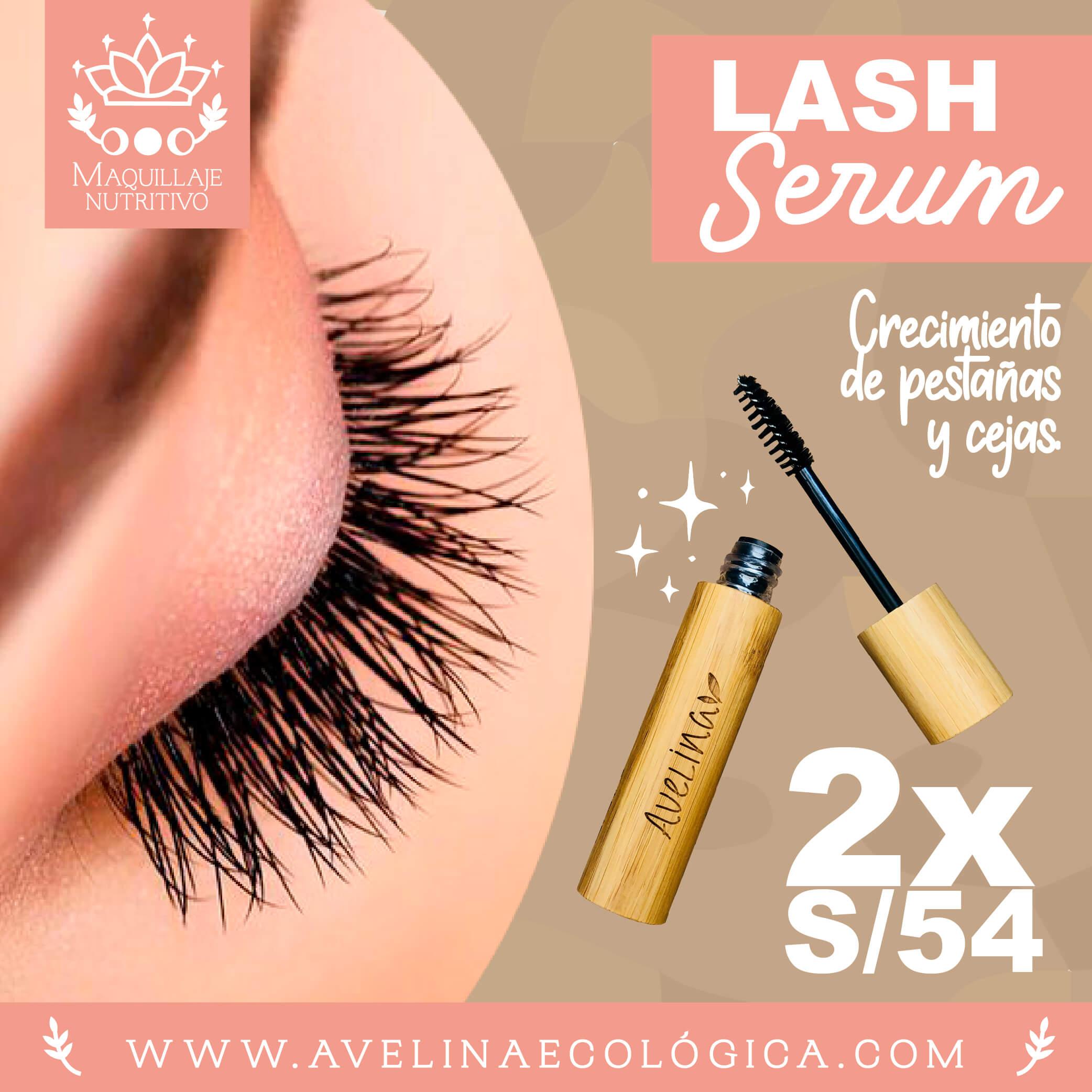 Glorious Lash Serum natural
